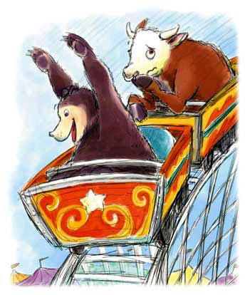ベア市場 世界株価